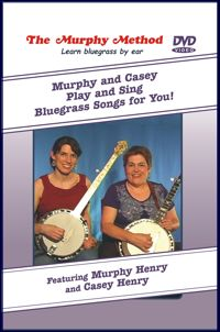 Murphy and Casey Play and Sing DVD Cover