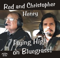 Flying High on Bluegrass CD cover
